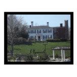 Plantación de Plimoth, Massachusetts Postal