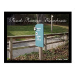 Plantación de Plimoth, Massachusetts Tarjetas Postales