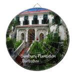 Plantación de Sunbury en Barbados Tabla Dardos