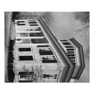 Plantación de Waverly, impresión de la foto del ms