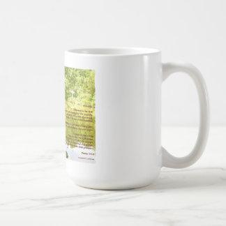 Plantado por los ríos de las aguas 1 - taza del