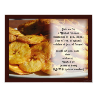 plantain chips ii party invite