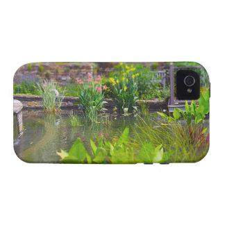 Plantas de agua en los jardines de Powell de la iPhone 4 Fundas
