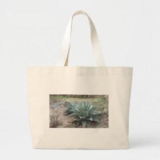 Plantas del agavo del desierto bolsas de mano