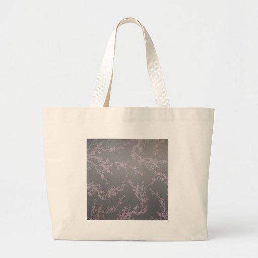Plantas japonesas bolsa tela grande