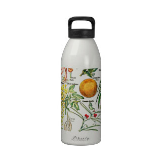 Plantas peligrosas de Larousse II que pinta Botella De Agua