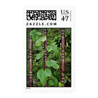 Plantas que suben timbres postales