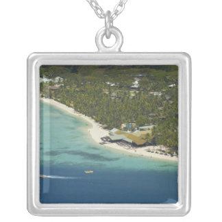 Plantation Island Resort, Malolo Lailai Island 2 Personalized Necklace
