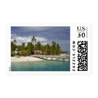 Plantation Island Resort, Malolo Lailai Island 3 Postage