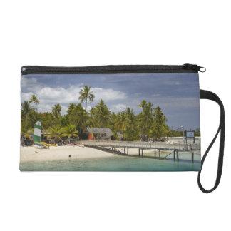 Plantation Island Resort, Malolo Lailai Island 3 Wristlet Purse