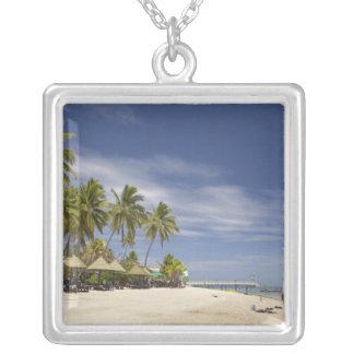 Plantation Island Resort, Malolo Lailai Island 4 Personalized Necklace