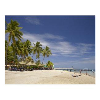 Plantation Island Resort, Malolo Lailai Island 4 Postcard