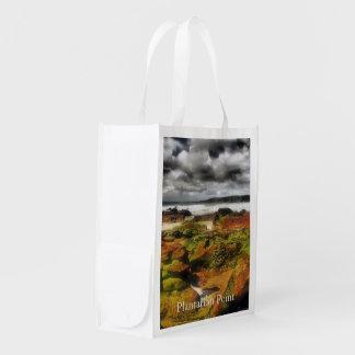 Plantation Point 16 Reusable Grocery Bag