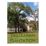 PLANTATION POST CARDS