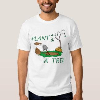 Plante un árbol playera