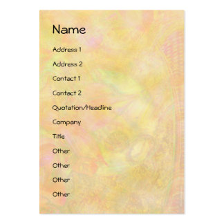 Planter & Pothos Large Business Card
