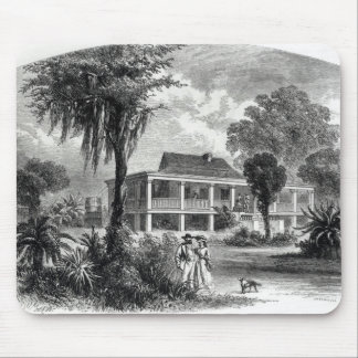 Planter's House on the Mississippi Mouse Pad