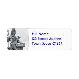 Plantilla 1 de la etiqueta de correo - modificada  etiquetas de remite