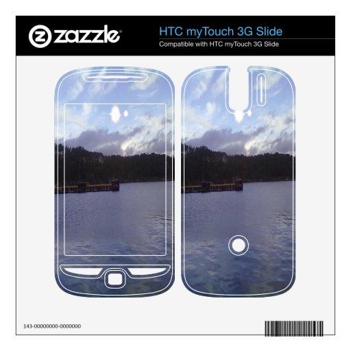 Plantilla 2013 de la piel HTC myTouch 3G slide skin