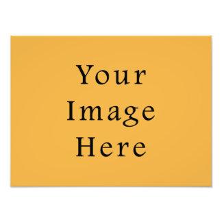 Plantilla amarilla del espacio en blanco de la ten fotografías