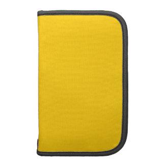 Plantilla amarilla planificador