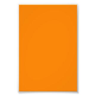 Plantilla anaranjada a las imágenes y al texto fotografía