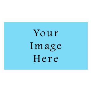 Plantilla azul clara de Jánuca Chanukah Hanukah Tarjetas De Visita