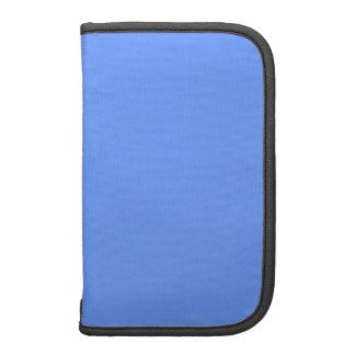 Plantilla azul organizador