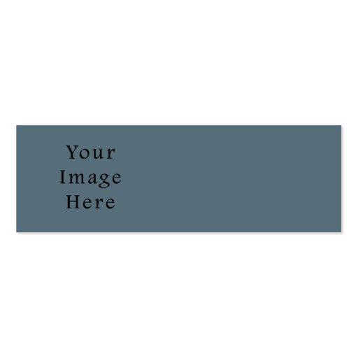 Plantilla azul marino confederada del espacio en b plantilla de tarjeta personal