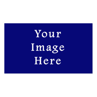 Plantilla azul marino de Jánuca Chanukah Hanukah Tarjetas De Visita