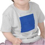 plantilla azul sólida del color de fondo 3366CC Camisetas