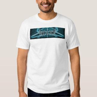 Plantilla básica de la camiseta poleras