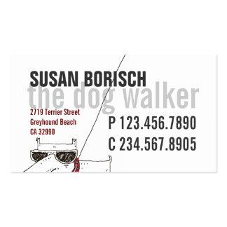 Plantilla blanca de la tarjeta del perfil del tarjetas de visita