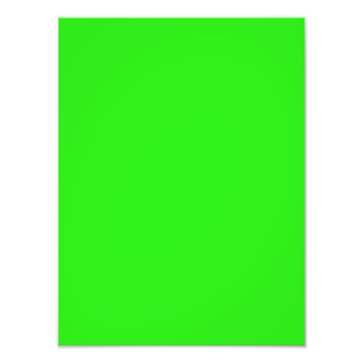 Plantilla brillante verde del espacio en blanco de fotografía