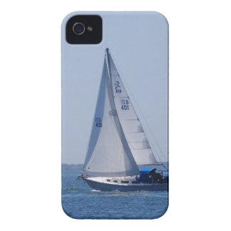 plantilla Ca del iphone 4 apenas allí QPC - iPhone 4 Case-Mate Funda