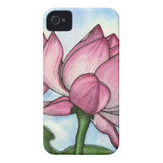 plantilla Ca del iphone 4 apenas allí QPC - modifi iPhone 4 Carcasa