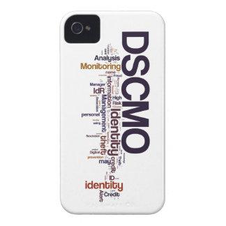 plantilla Ca del iphone 4 apenas allí QPC - modifi Case-Mate iPhone 4 Cobertura