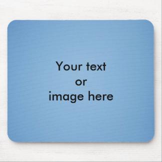 Plantilla clara de la foto del cielo azul mouse pads