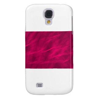 """Plantilla """"de color rosa oscuro"""" del mundo de la I Funda Para Galaxy S4"""