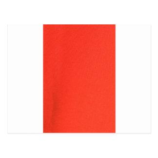 Plantilla de cuero anaranjada del fondo del modelo postales