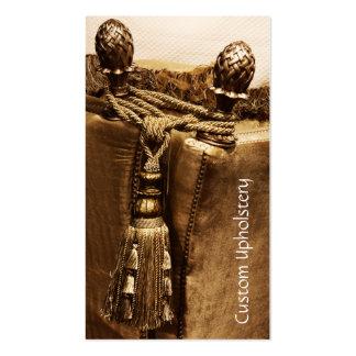 Plantilla de encargo de la tarjeta de visita de la
