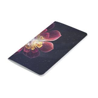 Plantilla de encargo del diario del bolsillo de la cuadernos