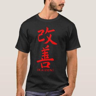 Plantilla de Kaizen Playera