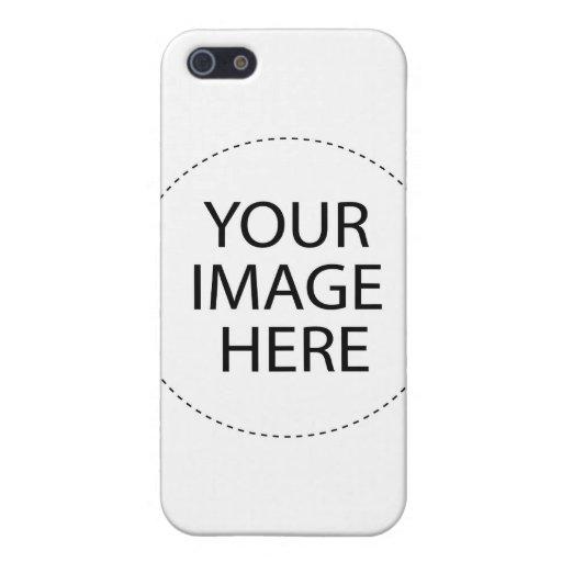 Plantilla de la caja de la mota iPhone 5 carcasas