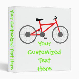 Plantilla de la carpeta de la bicicleta
