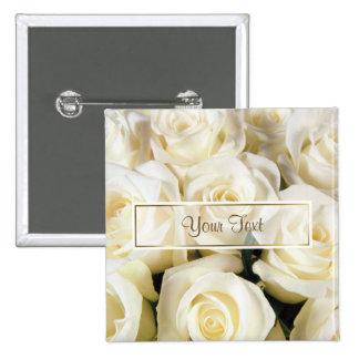Plantilla de la elegancia del rosa blanco pin