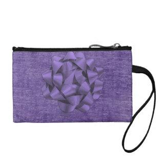 Plantilla de la foto - textura púrpura de la felpi