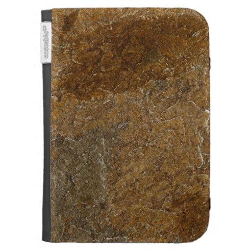 Plantilla de la piedra de la roca de la pizarra -
