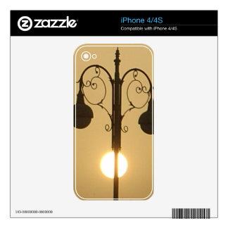 plantilla de la piel del iPhone 4 iPhone 4 Calcomanía