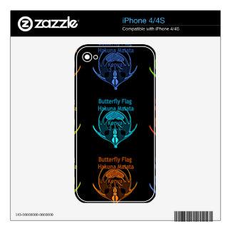 plantilla de la piel del iPhone 4 Skins Para eliPhone 4